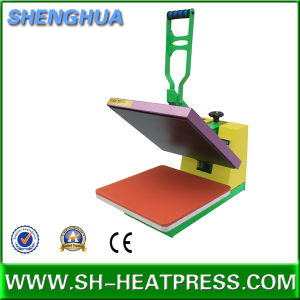 Hot Sale Manual High Pressure T-Shirt Heat Transfer Printing Machine pictures & photos