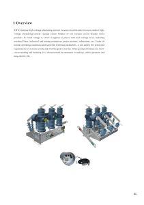 Zw43-12 Outdoor High-Voltage Alternating-Current Vacuum Circuit Breaker pictures & photos