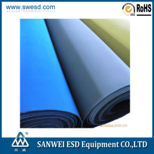 ESD Antistatic Rubber Table Floor Mat (3W-152/3) pictures & photos