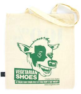 Custom Shoulder Cotton Canvas Tote Bag Carrier Bag pictures & photos