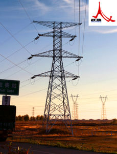 China Steel Tower; Easy Assembly Transmission Tower pictures & photos
