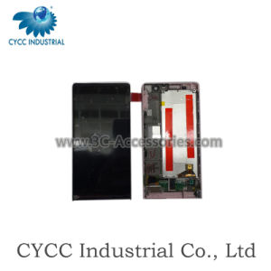 Mobile LCD and Touch Screen for Huawei P6