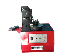 Desktop Electric Pad Printing Machine (TDY-380)