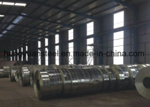 Galvanized Steel Slit Coil and Zinc Coating Steel Strip pictures & photos