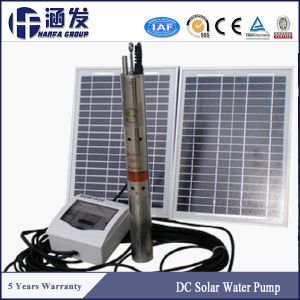 Factory Direct 180-550W Submersible Pump Solar Water Pump pictures & photos