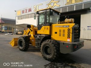 Mini Wheel Loader Cheaper Wheel Loader Hzm920 Loader for Sale pictures & photos