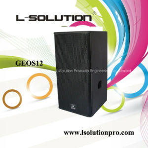 "Ge12 12"" Professional Loudspeaker and PRO Audio System"