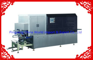 Plastic PP Lid/Cover/Cap Thermoforming machine pictures & photos
