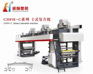 Multiple-Layer Film Dry Laminating Machine with High Speed pictures & photos
