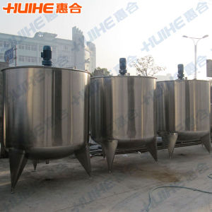 Cold and Hot Cylinder for Heating/ Mixing Tank pictures & photos