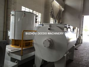PVC Powder Mixer for Plastic Extruder pictures & photos