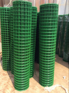 Welded Wire Mesh Euro Fence in PVC pictures & photos