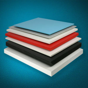 White PVC Sheet (PVC Sheet) pictures & photos