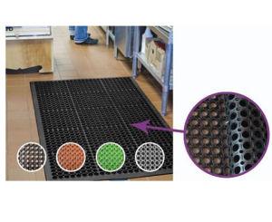 Hot Sales Anti-Slip Rubber Matting, Anti-Fatigue Rubber Flooring Mat pictures & photos