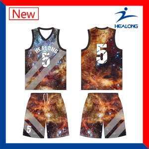 Beatifull Women Team Cheap Custom Jerseys Design Basketball Uniforms pictures & photos