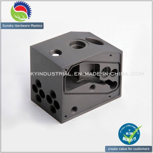 CNC Machining Part for Audio Device (AL12033) pictures & photos