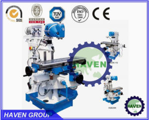 High quanlity Universal swivel head milling machine XQ6226B pictures & photos