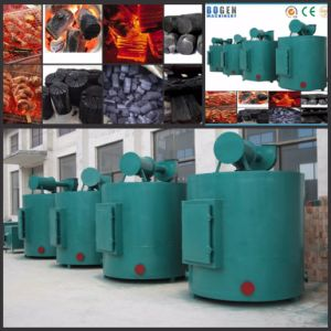 China Supplier Cheap Wood Pallet Charcoal Furnace pictures & photos