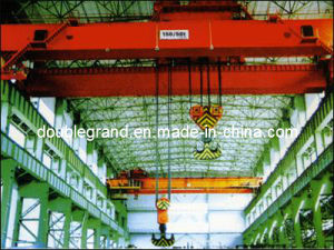 Double Beam Overhead Crane (DG10-006) pictures & photos