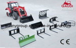 CE Approved High Quality Front End Loader (TZ series) pictures & photos