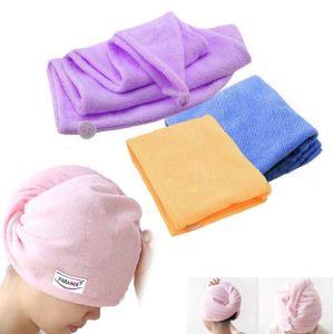 Microfiber Turban Towel (G111911)