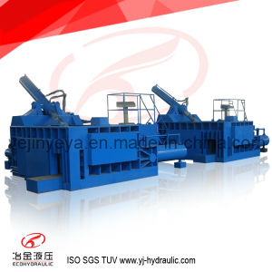 Ydt-200A Factory Waste Metal Steel Scraps Compactor Machine (integrated) pictures & photos