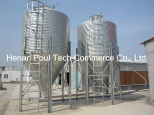 Galvanization Sheet Silo System pictures & photos