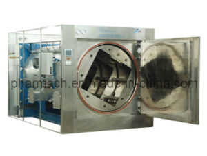 Xg Series Rotary Super Water Sterilizer in Sealed Container pictures & photos
