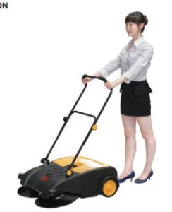 Unpowerred Manual Sweeper 50L Manufacturer pictures & photos