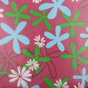 Stitchbond Printed Nonwoven Fabrics with Many Design pictures & photos