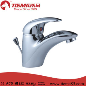Brass Single Lever Basin Mixer (ZS64803) pictures & photos