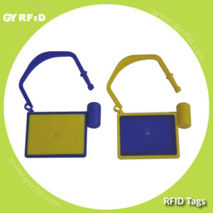 Cap16 U Code Hsl Passive RFID Cable Tie Tag for Product Authentication (GYRFID) pictures & photos