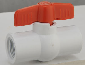 PVC Octagonal Ball Valve (GT230) pictures & photos
