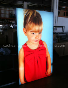 Jiangsu --Single Side Fabric Light Box pictures & photos