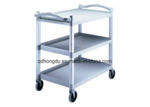 Factory Hot Sale Three Layers of Service Tool Trolley Cart pictures & photos