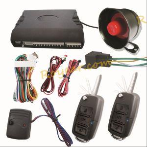 1 Way Car Security Alarm, with Keyfob