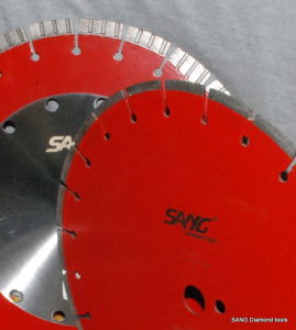 Diamond Wall Cutting Disc pictures & photos