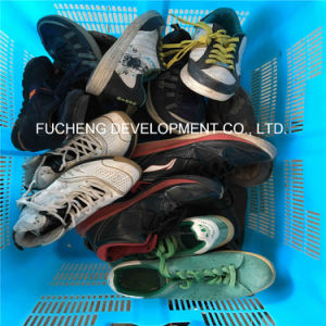 Fashion Used Shoes, Secondhand Shoes, Used Sports Shoes for African Market (FCD-005) pictures & photos
