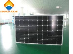 260W High Efficiency Mono Solar PV Panel pictures & photos
