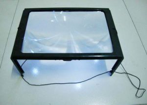MF216 Hand Free Magnifier & magnifier with led light pictures & photos