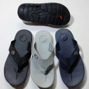 Best Sell Men Flip Flops Slipper Beach Sandal (XC-360) pictures & photos