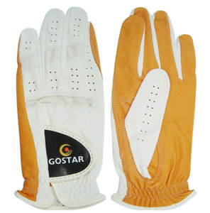 Men′s Cabretta Golf Glove (CGL-30) pictures & photos