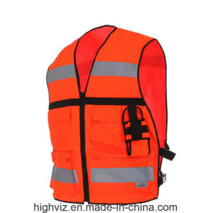 Reflective Cycling Vest for Outdoor Sportwear (C2427) pictures & photos