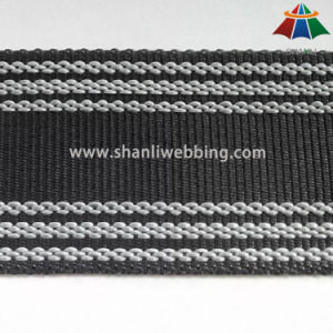 Durable Non-Slip Webbing, Nonslip PP/ Polyester Webbing pictures & photos