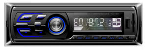 Wholesale One DIN in Dash Car DVD Player DVD/VCD/CD/MP3/MP4 Player pictures & photos