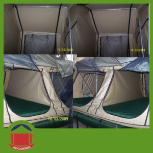 Adventure Camping Roof Top Tent 4 Person with Screen Window pictures & photos