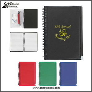 Customized Competitive Price Paper Notebook in China