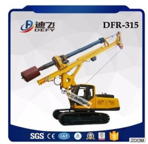 Hydraulic Auger Drilling Rig, Dfr-315 Pile Driving Machine, 15m Screw Pile Driver pictures & photos