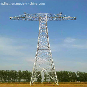 800 Kv DC Steel Power Transmission Tower pictures & photos