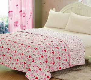 Summer Quilt Bedding Set (T139) pictures & photos